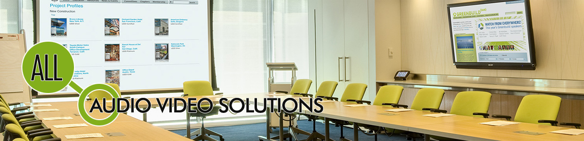 Audio Video Solutions