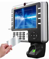 Time Attendance & Access Control